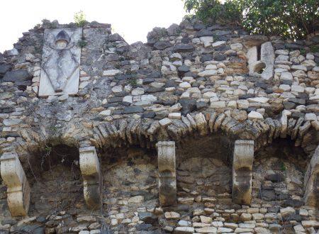 Dettagli del Mausoleo dei Plauzi..