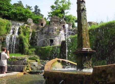 Villa d'Este ai primi di giugno