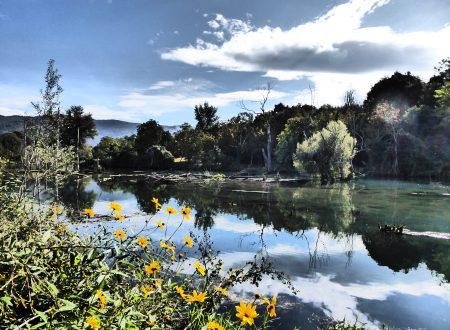Dalla grotta Polesini al depuratore (Lago di Favale 4/10/2018)