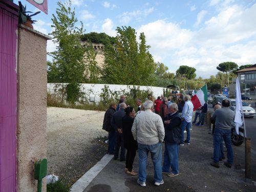 La Lega Nord-Salvini a Ponte Lucano