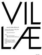 """""""VILLAE"""": potrebbe essere questo il logo più brutto del mondo?"""