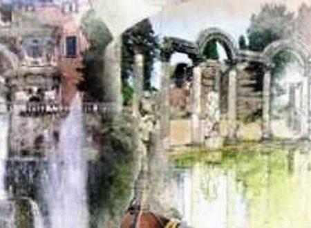 Il Calendario Storico dei Carabinieri 2019: Tivoli e Villa Adriana