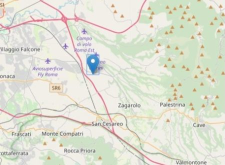 Breve scossa di terremoto a Gallicano
